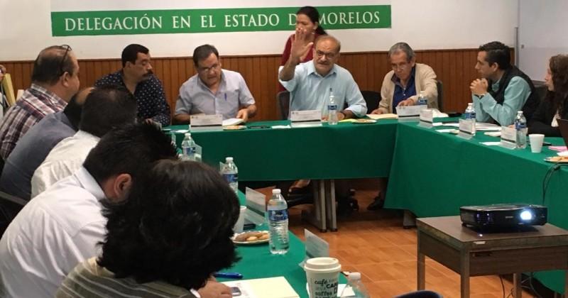 Gestiona Sedagro obras de infraestructura para el campo