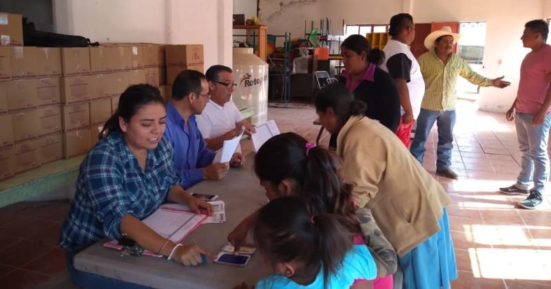 Apoya DIF Morelos a familias de jornaleros agrícolas