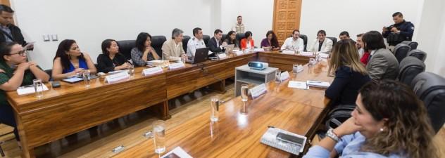 Prioridad para el Gobierno del Estado la erradicación de la violencia contra las mujeres en Morelos