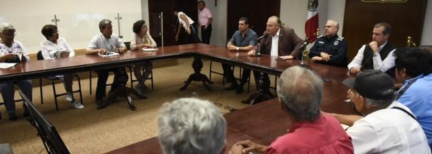 Gobierno de Morelos dispuesto a escuchar a las ONG´s
