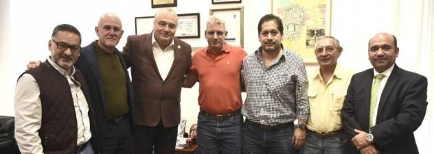Comprometidas organizaciones empresariales a trabajar con el gobierno de Cuauhtémoc Blanco