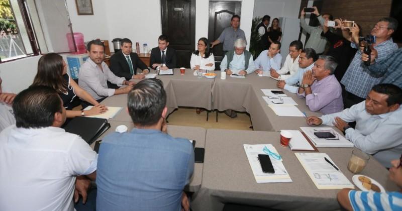 Presentan estrategia de Mando Coordinado a cabildo de Cuernavaca