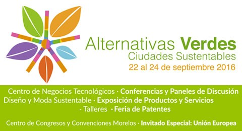 Alternativas Verdes 2016 - Morelos