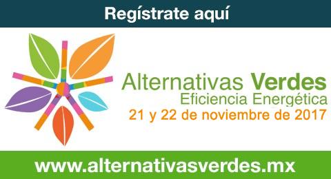 Alternativas Verdes 2017 - Banner General