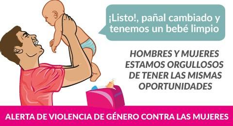 Roles Familiares - Alerta de Violencia de Genéro - Morelos