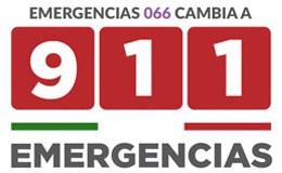 Emergencias 911 en Morelos