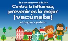 Contra la Influenza 2018