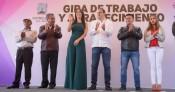 Concluye con éxito gira de trabajo y agradecimiento por Morelos