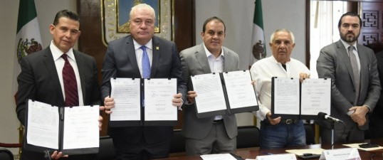 """Se adhiere Morelos a la aplicación """"DENCI"""" que coadyuva a mejorar la seguridad"""