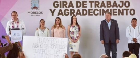 Impulsará Cuauhtémoc Blanco exportación de productos  de amaranto