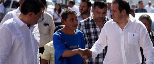 Cumple objetivo gira de agradecimiento de Cuauhtémoc Blanco