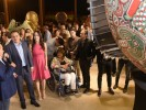 "Inaugura Cuauhtémoc Blanco exposición ""Somos Mundiales"""