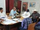 Analizan Sedagro y productores de amaranto proyectos estratégicos