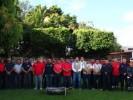 Realiza CEPCM capacitación a bomberos de zona oriente