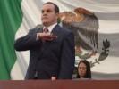 Cuauhtémoc Blanco nuevo gobernador de Morelos