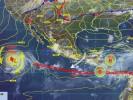 Pronostican lluvias durante el fin de semana en Morelos