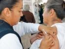 Inicia vacunación contra influenza