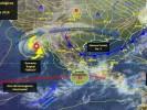 Continuarán las lluvias el fin de semana en Morelos