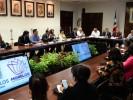 Primera reunión del grupo de coordinación del Gobierno de Morelos