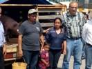 Cumple Gobierno de Cuauhtémoc Blanco  con entrega de apoyo a familias más necesitadas
