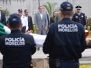 Inaugura Cuauhtémoc Blanco Asta Bandera en C5 y encabeza reunión del Grupo de Coordinación Morelos