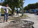 Inicia rehabilitación del bulevar Cuauhnáhuac de Jiutepec