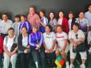 Promueven INDEM e INAPAM deporte en personas de la tercera edad