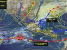 Pronostican lluvias durante fin de semana largo en Morelos