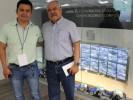 Recibe Vicealmirante José Antonio Ortiz Guarneros a edil electo de Huitzilac