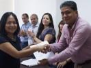 Entrega IEBEM nombramiento directivo a docentes de educación indígena