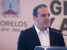 Promete Cuauhtémoc Blanco justicia social para la gente de Morelos