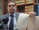 Presentan denuncia por desaparición de documento histórico, firmado por Emiliano Zapata