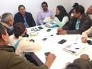 Realiza SMyT reunión de trabajo con transportistas