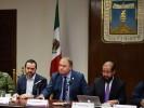 Busca mesa de coordinación para la seguridad y la paz la homologación de las regiones operativas de las instituciones