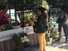 Un éxito el Mercado Verde en Chapultepec