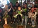 Entrega DIF Morelos apoyos a familias para fiestas navideñas