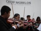 Invita DIF Morelos a concierto sinfónico en el CEDIF