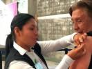 Reitera Secretaría de Salud llamado a vacunarse contra la influenza