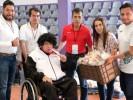 Apoya DIF Morelos con alimentos a atletas con parálisis cerebral