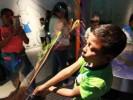 Acerca DIF Morelos espacios de recreación a niños