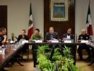 Afina mesa de seguridad estrategias coordinadas para combatir delitos