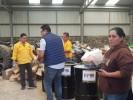 Contribuye SDS a la buena disposición y manejo de residuos peligrosos