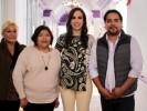 Recorre Natália Rezende Centro de Rehabilitación Integral y Casa de Día de la zona oriente