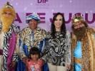 Entrega DIF Morelos juguetes a niños en Tlalnepantla
