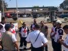 Trabajan cuerpos de rescate en búsqueda de extranjero en cañada de Tepoztlán