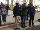 Supervisan construcción de nuevo edificio principal de la UAEM