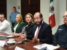 Se integra TSJ a la mesa de Coordinación para la Seguridad y la Paz: Flores Cervantes