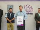 Garantiza Gobierno de Morelos apoyo a municipios
